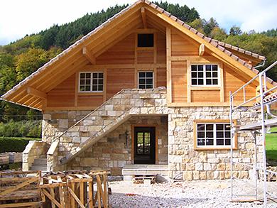 Bv dr ottstadt neubau einfamilienwohnhaus in münstertal